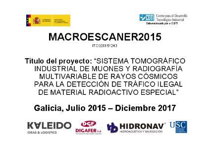 MACRO-SCAN Project