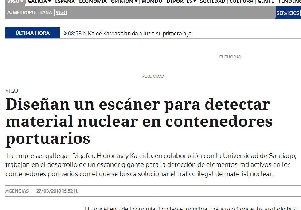 Digafer en Atlántico Diario